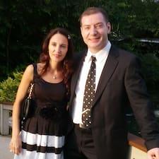 Roman & Olessia User Profile