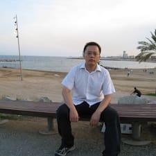 Profil utilisateur de Yongbin