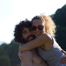 Nutzerprofil von Nadya & Yves