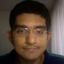 Profil utilisateur de Vimal