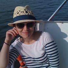 โพรไฟล์ผู้ใช้ Ana Magdalena