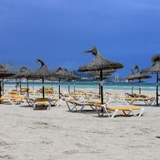 Mallorca è l'host.