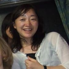 Perfil do utilizador de Yasuko