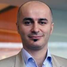 Serkan felhasználói profilja