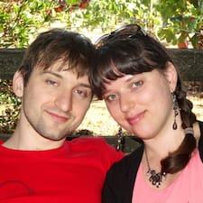 โพรไฟล์ผู้ใช้ Lyuda & Pavel