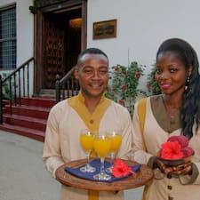 Zanzibar Palace est l'hôte.