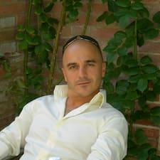 Raffaele is the host.