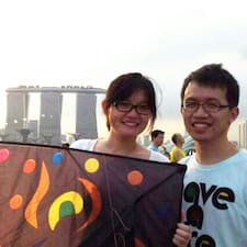 Wei Jie - Uživatelský profil