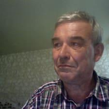 Henkilön Pierre-Philippe käyttäjäprofiili