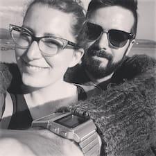 Profil utilisateur de Sara & Luís