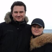 Elena & Sergey的用户个人资料