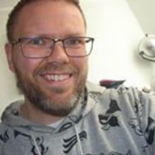 Profil utilisateur de Árni Beck