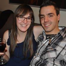 โพรไฟล์ผู้ใช้ Marie-Andrée & Simon