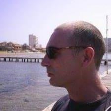 Användarprofil för Cesar Juan
