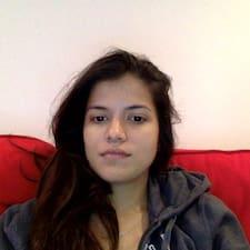 Gebruikersprofiel Maria Alejandra