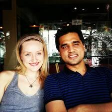 Anna & Aakarsh User Profile