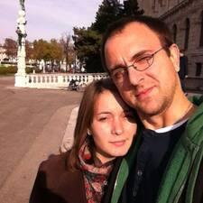 Nutzerprofil von Alina & Razvan
