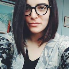 Profil utilisateur de Sofía