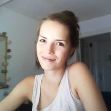 Profil utilisateur de Ronja