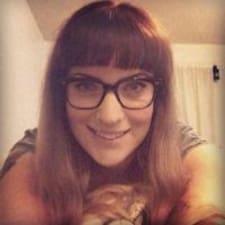 Jacinta felhasználói profilja