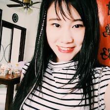 Perfil de usuario de Wenqing (Vicky)