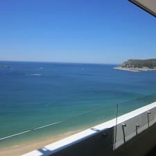 Ocean View Suite es el anfitrión.