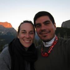 Ellen And Jorge User Profile