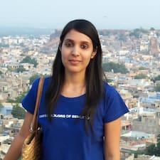 Profil korisnika Mugdha