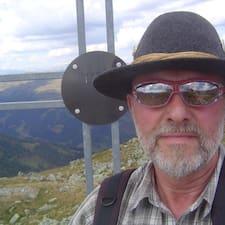 Bertram felhasználói profilja