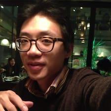 Perfil do usuário de Han