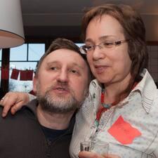 Irina&Alex User Profile