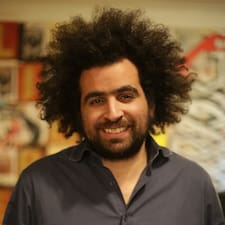 Tarek的用戶個人資料