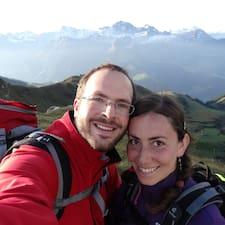 Paola & Olivier - Uživatelský profil