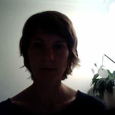 Petra felhasználói profilja