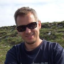 Primož User Profile