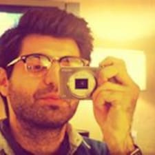 Amir Naderさんのプロフィール