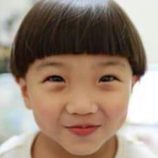 Användarprofil för Hsiao-Ping