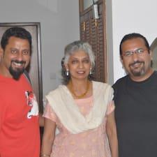 Ajith & Laika是房东。