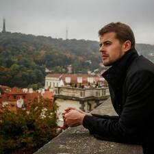 Dmitri felhasználói profilja
