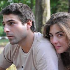 Fabien Et Constance je domaćin.