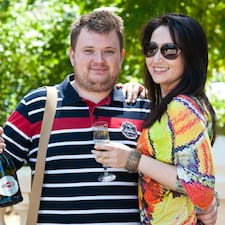 Алина И Ярослав คือเจ้าของที่พัก