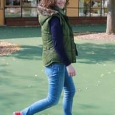 Profil utilisateur de Eliette