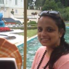 Profilo utente di Deepti