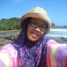 Profil utilisateur de Yudita