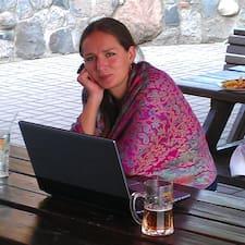 Elīna User Profile