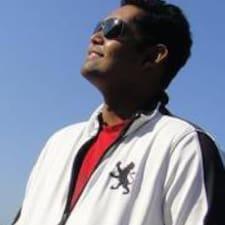 Jayanth felhasználói profilja