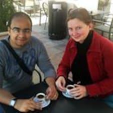 Profil utilisateur de Ilona & Mohamed
