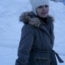 Irinaさんのプロフィール