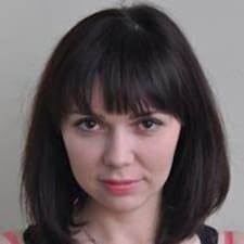Редозубова User Profile