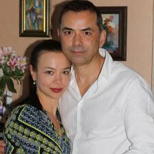 Antoine & Evgenia User Profile
